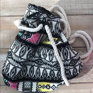 Roxy Boho Beach Bag
